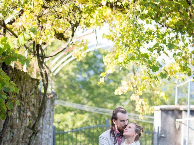 Le mariage de Nicolas et Yulia à Arvillard, Savoie 31