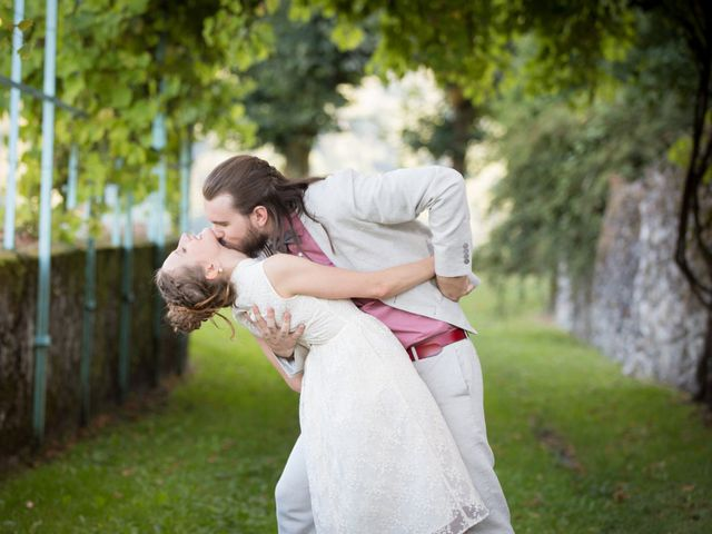 Le mariage de Nicolas et Yulia à Arvillard, Savoie 34