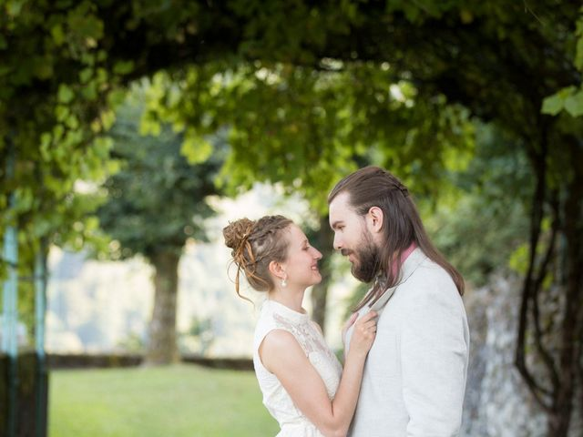 Le mariage de Nicolas et Yulia à Arvillard, Savoie 35