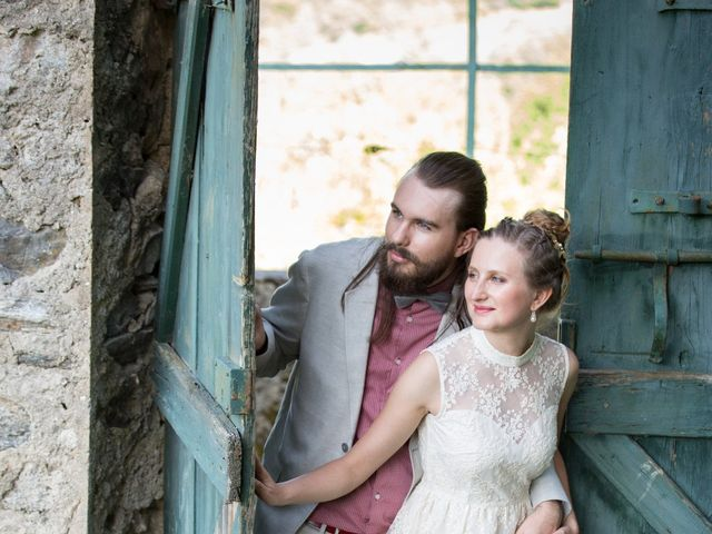 Le mariage de Nicolas et Yulia à Arvillard, Savoie 36
