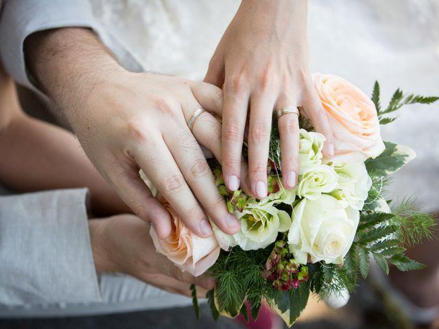 Le mariage de Nicolas et Yulia à Arvillard, Savoie 37