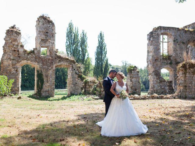 Le mariage de Marouan et Céline à Bussy-Saint-Georges, Seine-et-Marne 6