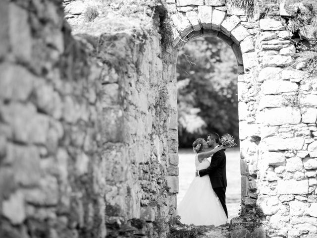 Le mariage de Marouan et Céline à Bussy-Saint-Georges, Seine-et-Marne 9