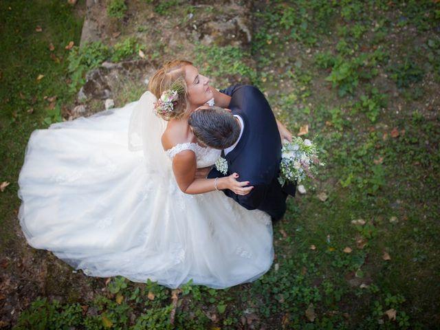 Le mariage de Marouan et Céline à Bussy-Saint-Georges, Seine-et-Marne 12