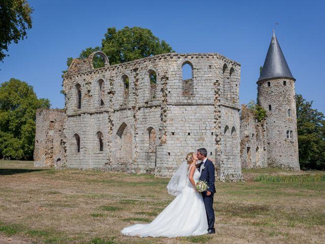 Le mariage de Marouan et Céline à Bussy-Saint-Georges, Seine-et-Marne 13
