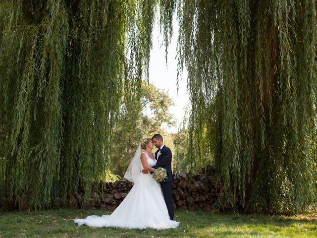 Le mariage de Marouan et Céline à Bussy-Saint-Georges, Seine-et-Marne 14