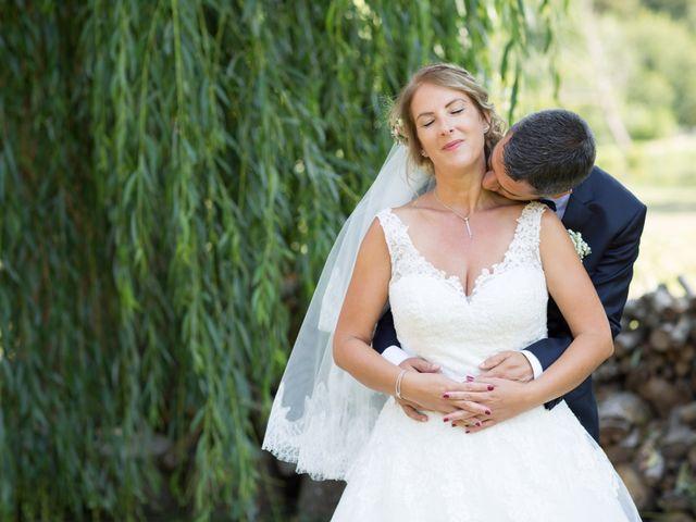 Le mariage de Marouan et Céline à Bussy-Saint-Georges, Seine-et-Marne 15