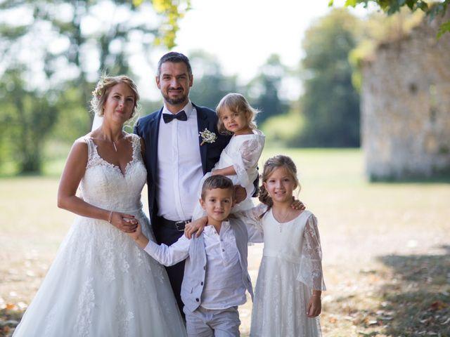 Le mariage de Marouan et Céline à Bussy-Saint-Georges, Seine-et-Marne 16