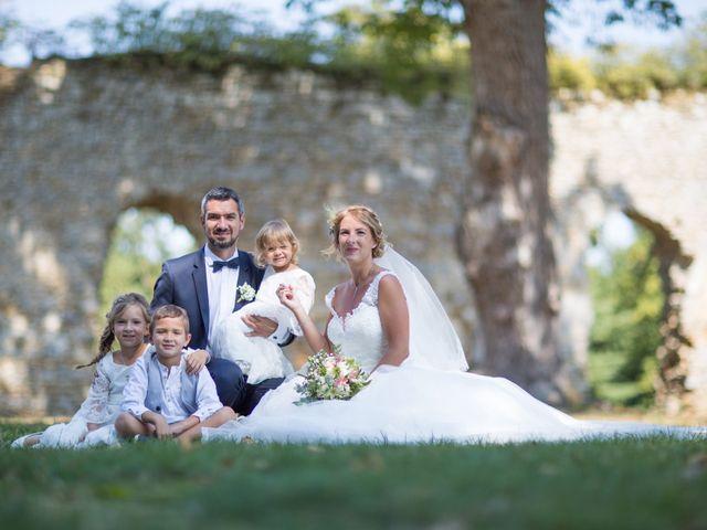 Le mariage de Marouan et Céline à Bussy-Saint-Georges, Seine-et-Marne 17