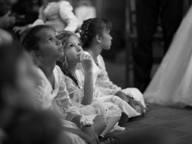 Le mariage de Marouan et Céline à Bussy-Saint-Georges, Seine-et-Marne 20