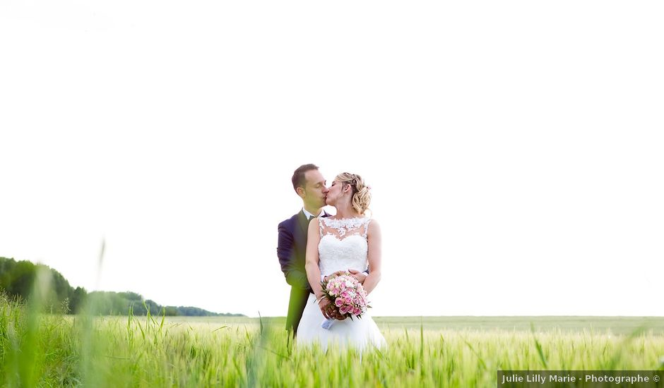 Le mariage de Guillaume et Julie à Survilliers, Val-d'Oise