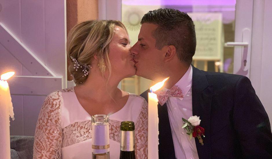 Le mariage de Alwyn  et Amélie à Antibes, Alpes-Maritimes