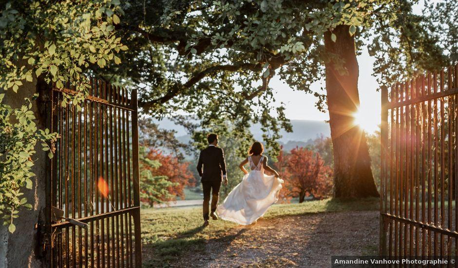 Le mariage de Thomas et Annie à Marigny-Saint-Marcel, Haute-Savoie