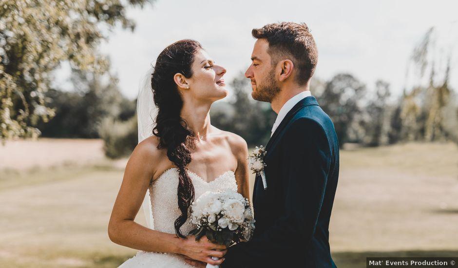 Le mariage de Loïc et Marielle à Lavalette, Haute-Garonne