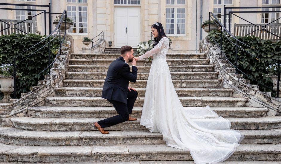 Le mariage de Yoann et Caroline à Nancy, Meurthe-et-Moselle