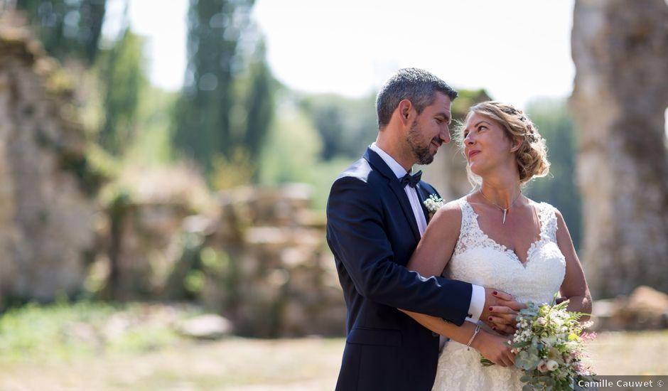 Le mariage de Marouan et Céline à Bussy-Saint-Georges, Seine-et-Marne