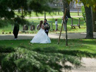 Le mariage de Eileen  et Alexis
