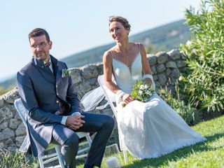 Le mariage de Elsa et Fabien
