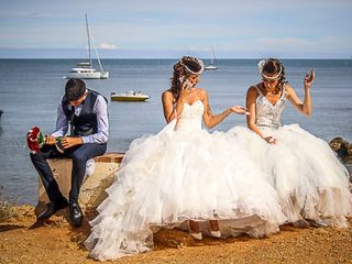 Le mariage de Cynthia et Céline 1