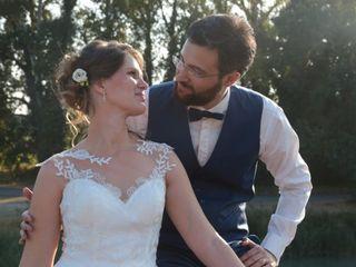 Le mariage de Justine et Aurélien