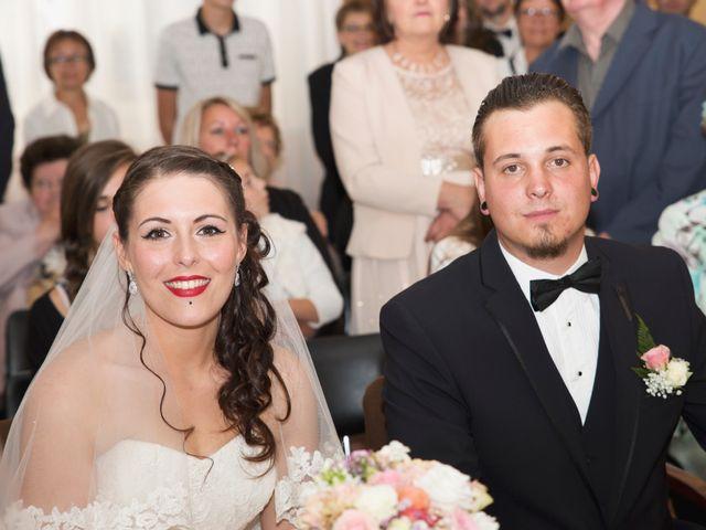 Le mariage de Christophe et Manuella à Carentoir, Morbihan 25
