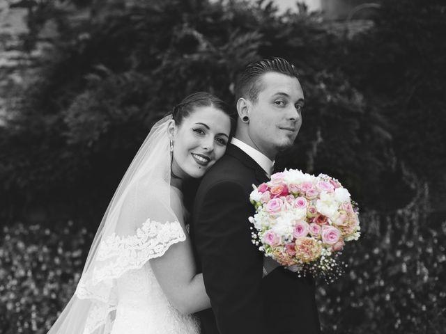 Le mariage de Manuella et Christophe