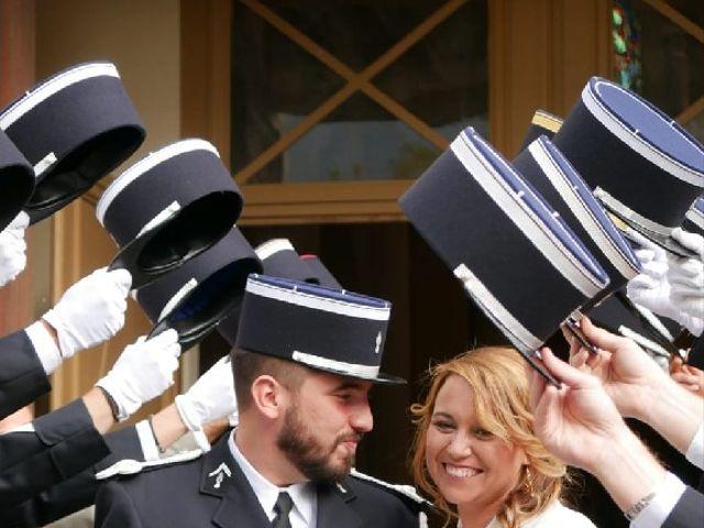 Le mariage de Alexis et Eileen  à Donzère, Drôme 25