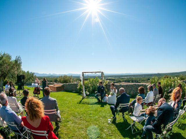 Le mariage de Fabien et Elsa à Grignan, Drôme 12