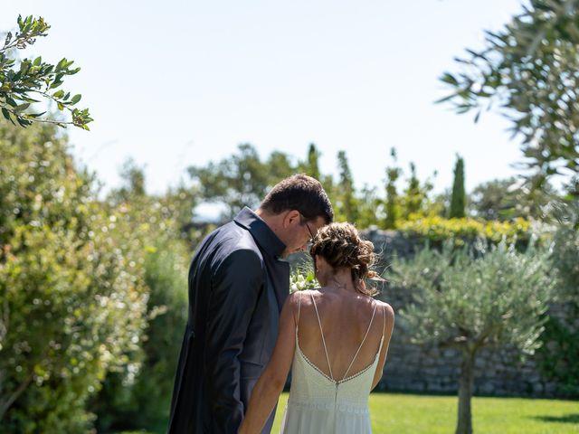 Le mariage de Fabien et Elsa à Grignan, Drôme 21