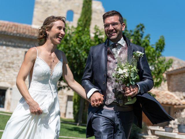 Le mariage de Fabien et Elsa à Grignan, Drôme 24