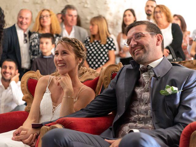 Le mariage de Fabien et Elsa à Grignan, Drôme 29