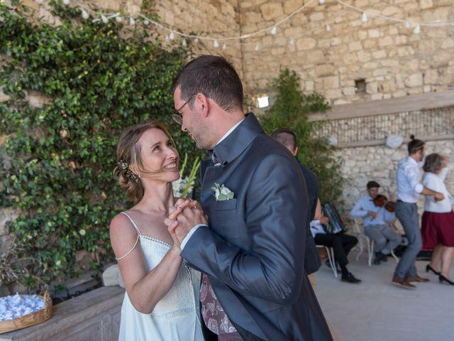 Le mariage de Fabien et Elsa à Grignan, Drôme 33
