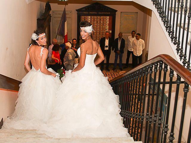 Le mariage de Céline et Cynthia à Antibes, Alpes-Maritimes 4