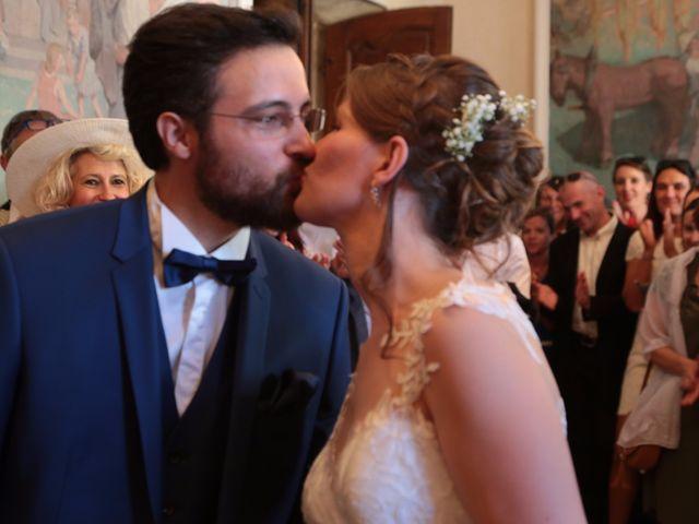 Le mariage de Aurélien et Justine à Caderousse, Vaucluse 16
