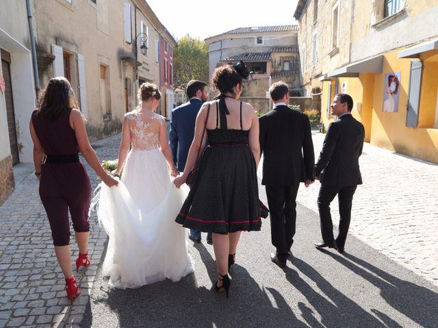 Le mariage de Aurélien et Justine à Caderousse, Vaucluse 18