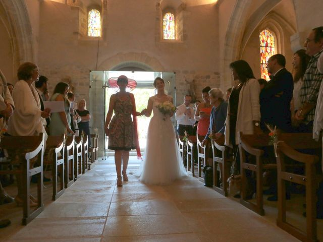 Le mariage de Aurélien et Justine à Caderousse, Vaucluse 19