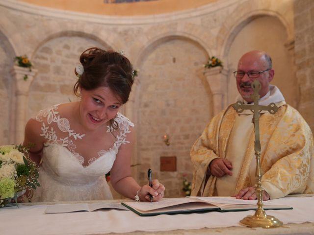 Le mariage de Aurélien et Justine à Caderousse, Vaucluse 25
