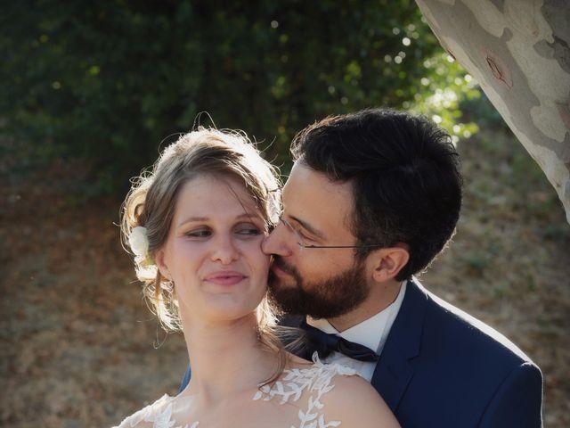Le mariage de Aurélien et Justine à Caderousse, Vaucluse 30