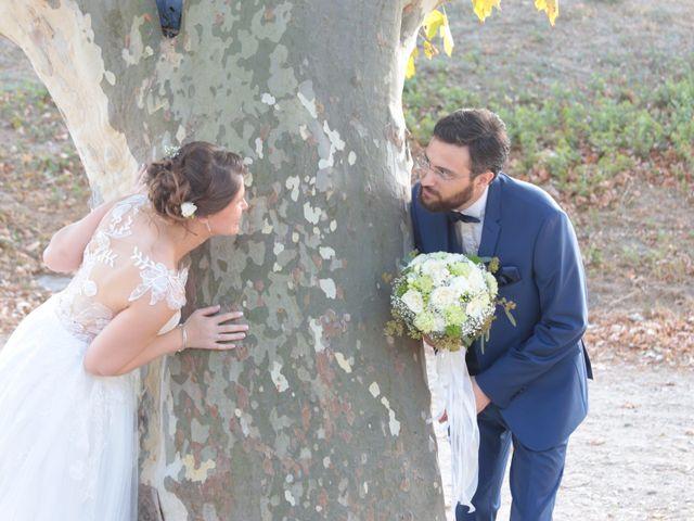 Le mariage de Aurélien et Justine à Caderousse, Vaucluse 31
