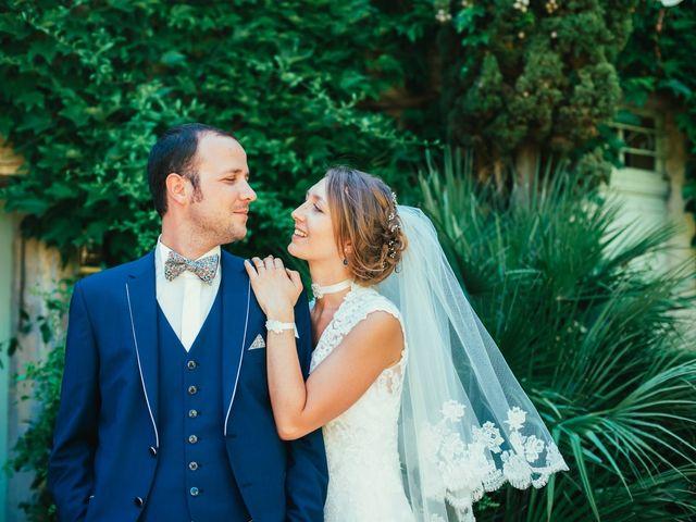 Le mariage de Lydie et Julien