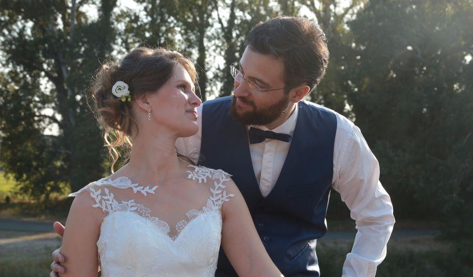Le mariage de Aurélien et Justine à Caderousse, Vaucluse