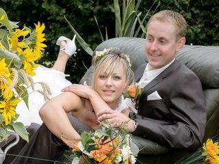 Le mariage de Julien et Sandrine