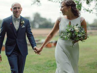 Le mariage de Coline et Vincent