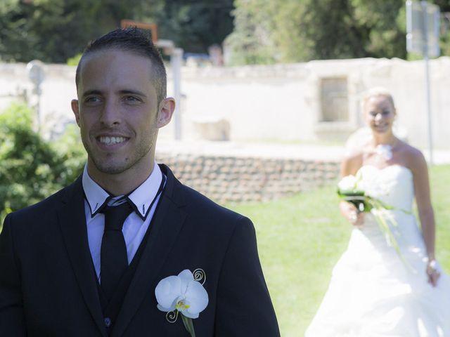 Le mariage de Thomas et Audrey à Saint-Gilles, Gard 3
