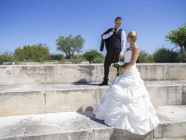 Le mariage de Thomas et Audrey à Saint-Gilles, Gard 7
