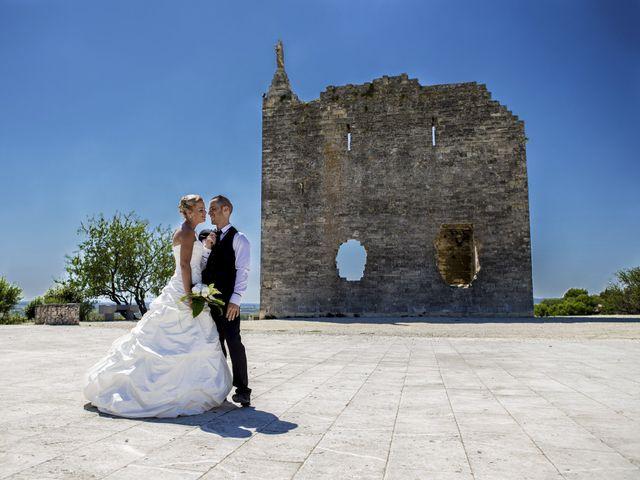 Le mariage de Thomas et Audrey à Saint-Gilles, Gard 1