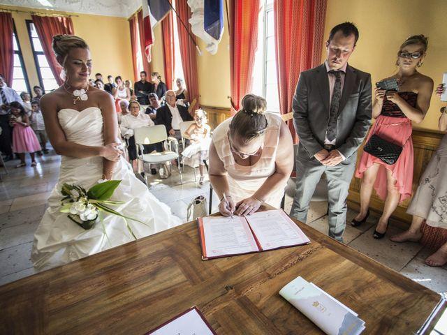 Le mariage de Thomas et Audrey à Saint-Gilles, Gard 9