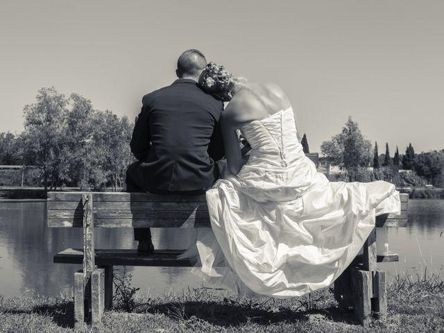 Le mariage de Thomas et Audrey à Saint-Gilles, Gard 12