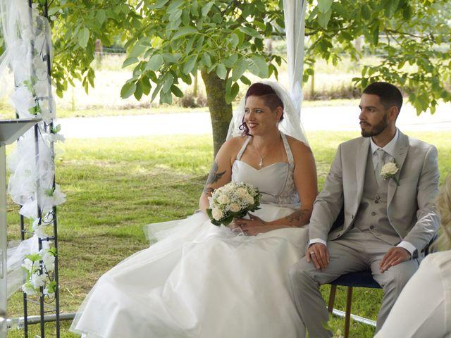 Le mariage de Gaetan et Gwendoline à Steenvoorde, Nord 1