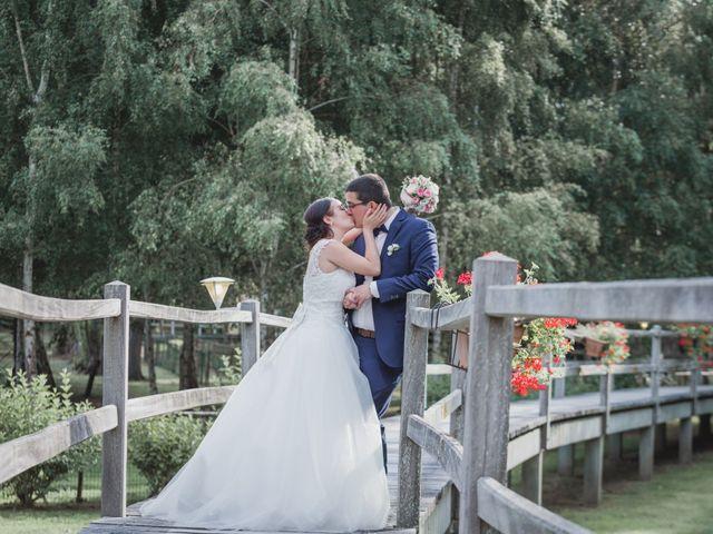 Le mariage de Cyrielle et Driss